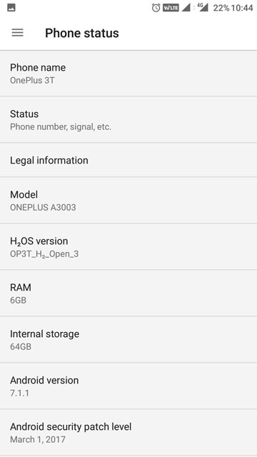 Hydrogen-OS-3-Android-7.1.1-on-OnePlus-3T-themefoxx