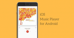 ios music player for android