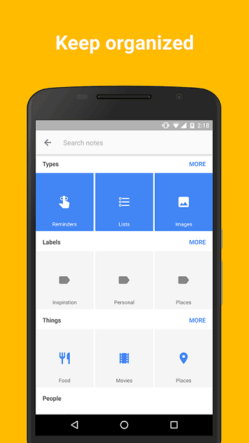 themefoxx.com Google_Keep