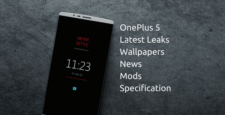 Download Oneplus 5 Wallpapers Specifications Latest News