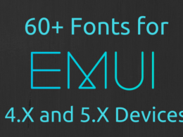 download-install-fonts-on-emui-4-5-devices