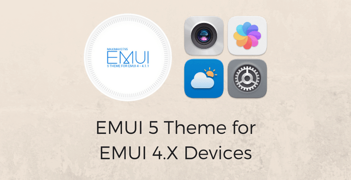 Download Emui 5 Theme For Emui 4 0 Emui 4 1 1 Devices