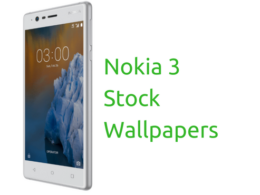 Nokia 3 Stock Wallpapers