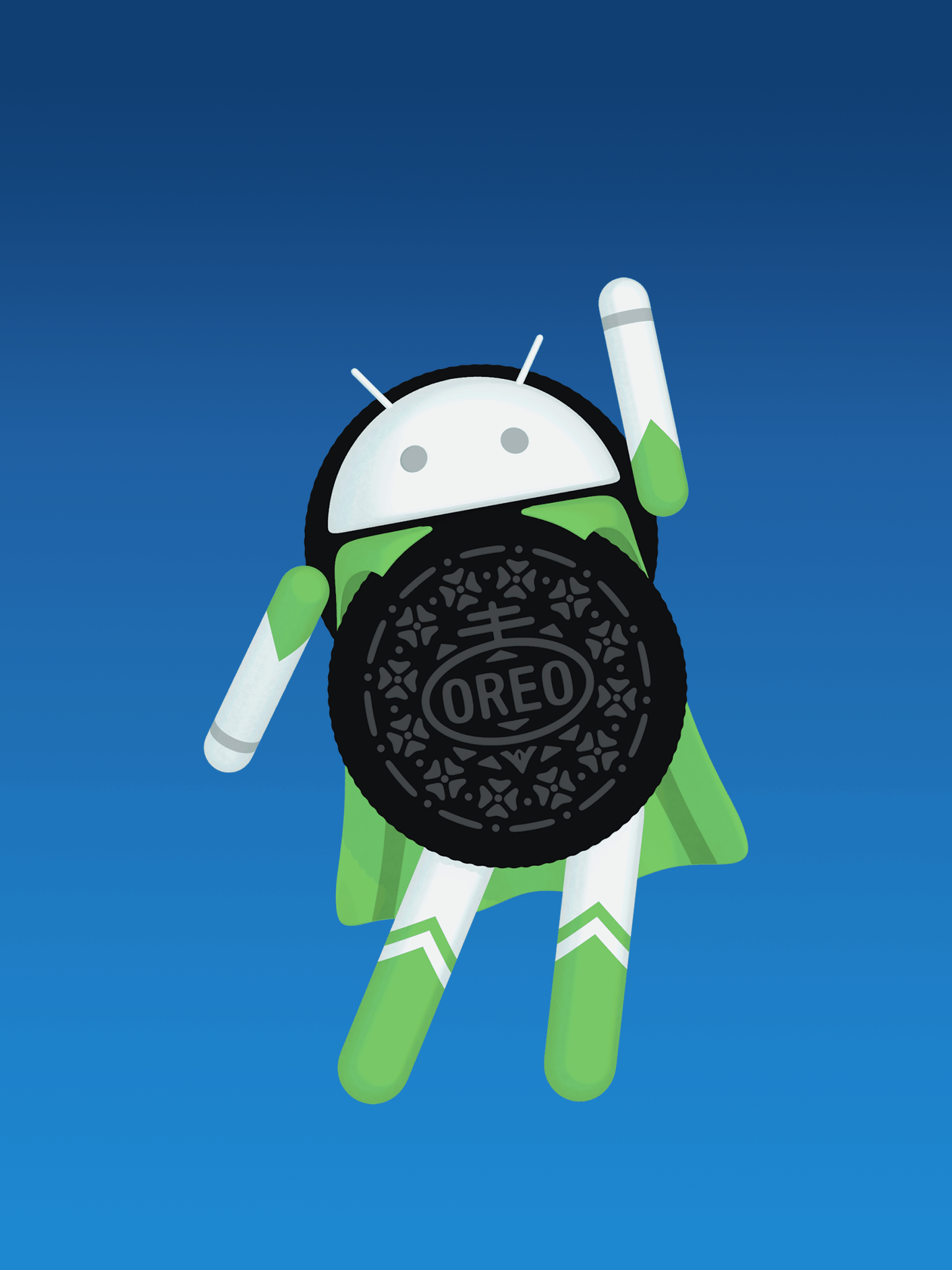 android oreo stock wallpapers