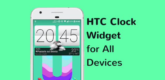 HTC-Clock-Widget-APK
