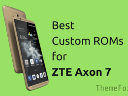 best-custom-roms-zte-axon-7