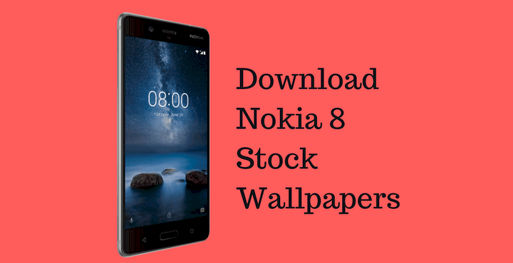 Download Nokia 8 Stock Wallpapers In Qhd Resolution