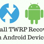 install-twrp-android