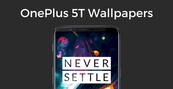 Download OnePlus 5T Wallpapers 4K Resolution