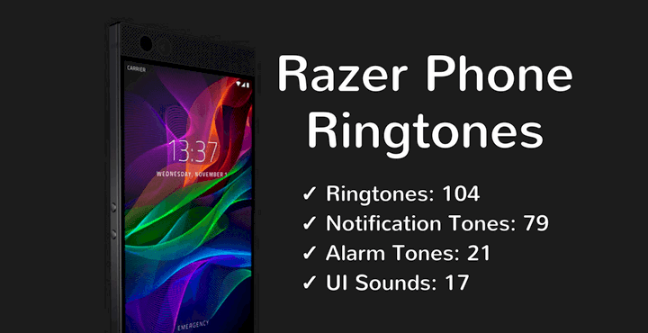 Razer-Phone-Ringtones