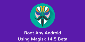 Root-Android-using-Magisk