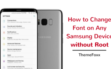 change-font-samsung-no-root