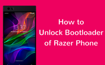 unlock-bootloader-Razer-Phone