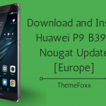 Huawei-P9-B392-Nougat-Update-Europe