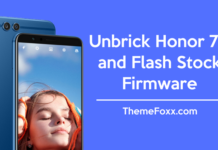 Unbrick-Honor-7X-Flash-Stock-Firmware-Honor-7X