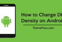 change-dpi-density-android