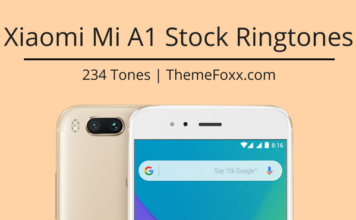 mi-a1-stock-ringtones