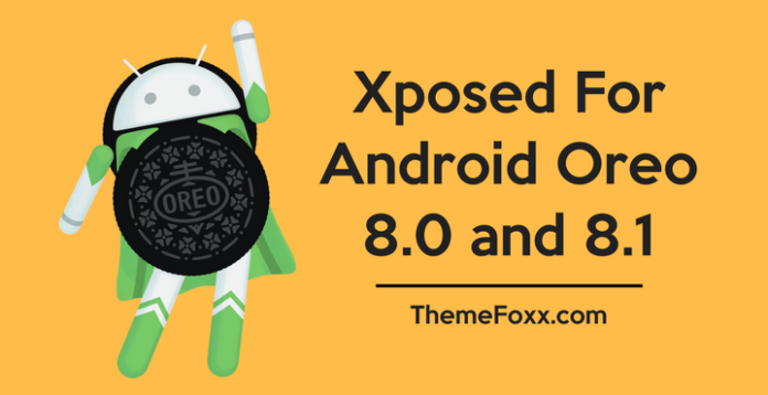 xposed-for-oreo