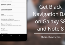 Black-Navigation-Bar-Galaxy-Note-8-S8