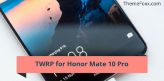 Honor-Mate-10-Pro-TWRP