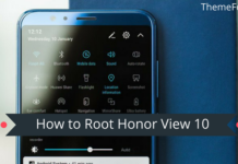 How-to-Root-Honor-View-10-V10