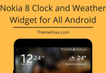 Nokia-8-Clock-Widget-Weather-Widget