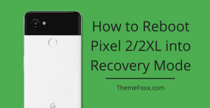 Pixel-2-Recovery-Mode