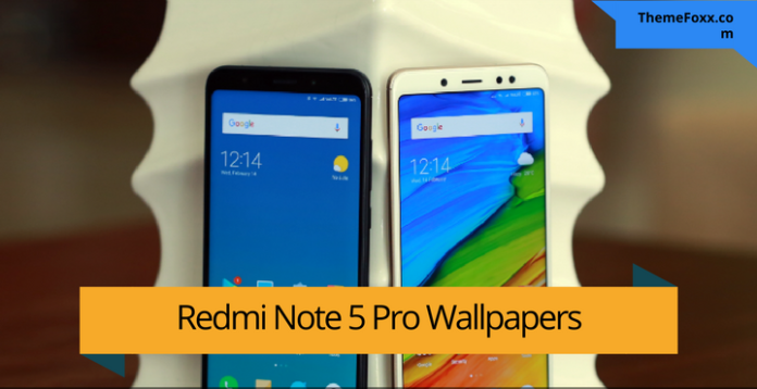 Download Xiaomi Redmi Note 5 Wallpapers: Download Redmi Note 5 Pro Stock Wallpapers