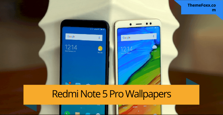 Download Redmi Note 5 Pro Stock Wallpapers