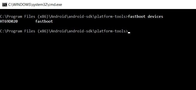 Downgrade-Android-P-to-Android-Oreo-2