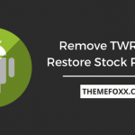 Remove-TWRP-Restore-Stock-Recovery