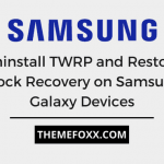 uninstall-TWRP-restore-stock-recovery-samsung