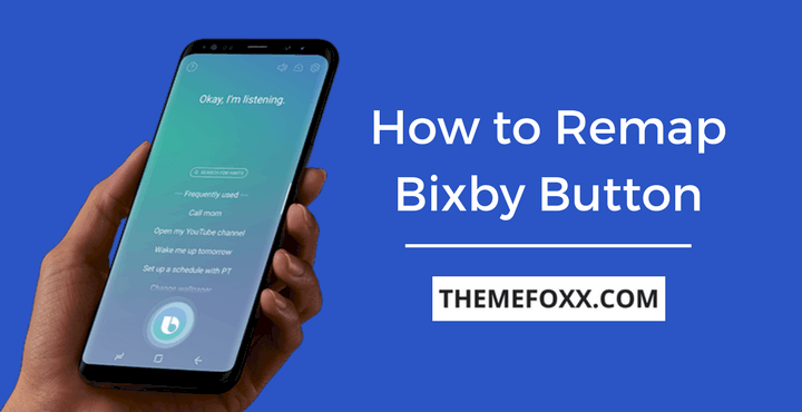 Remap the Bixby Button on Your Samsung Galaxy