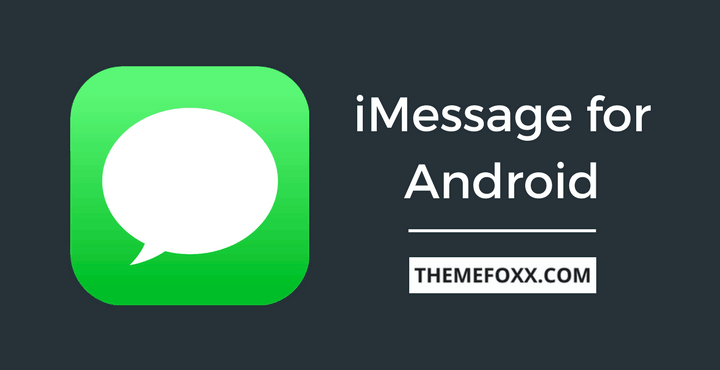 Download and Install iMessage for Android