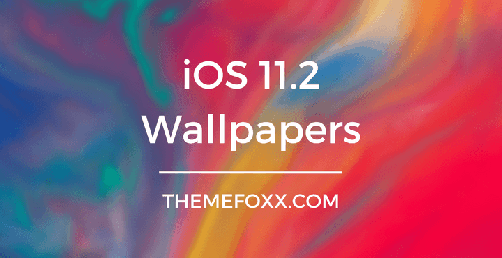 ios 11.2 wallpaper download