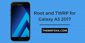 root-galaxy-a3-2017-twrp