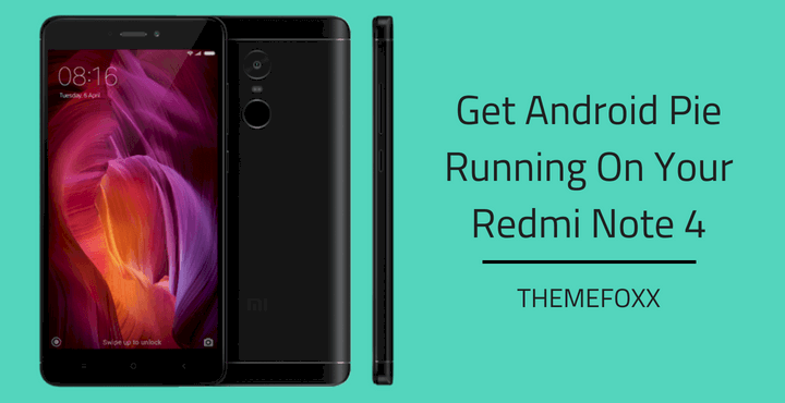 REDMI-NOTE-4-ANDROID-PIE