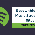 Unblocked-Music-Streaming-Sites