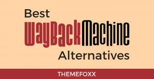 Wayback-Machine-Alternatives