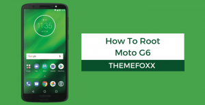 How-To-Root-Moto-G6