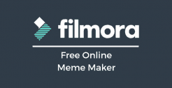 Filmora-Free-Online-Meme-Maker-Review
