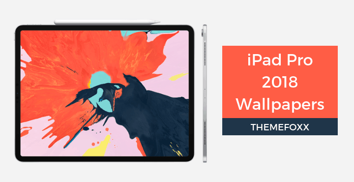 Download Apple Ipad Pro 2018 Wallpapers