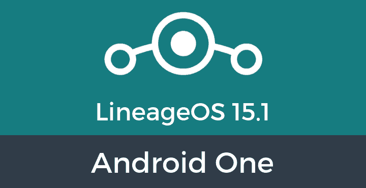 Lineage-OS-15-1-Android-One