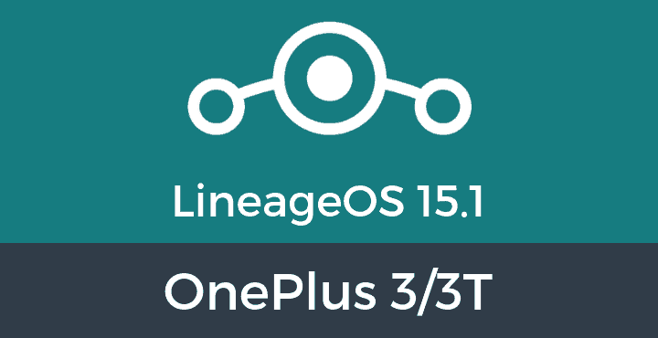 Lineage-OS-15-1-OnePlus 33T