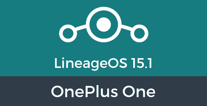 Lineage-OS-15-1-OnePlus One