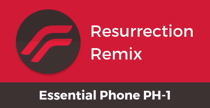 Resurrection-Remix-ROM-Essential-Phone-PH-1