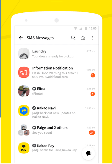 internet-messaging-apps-android-KakaoTalk