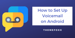 Setup-voicemail-android