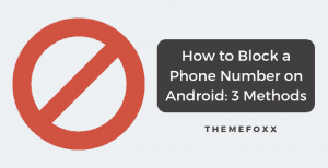 block-phone-number-android