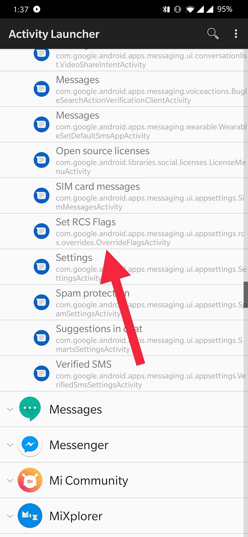 enable-rcs-messaging-any-android-12